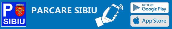 Din 1 noiembrie plata parcării în Sibiu se poate face prin intermediul SMS-ului