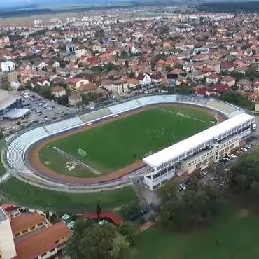 Meci de fotbal - Teren principal: AFC HERMANNSTADT - FC METALOGLOBUS BUCUREȘTI