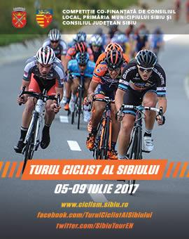 Turul Ciclist al Sibiului 2018