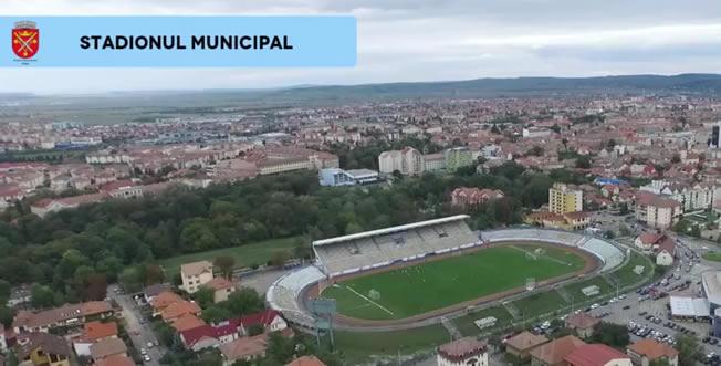 Meci de fotbal - Teren principal: AFC HERMANNSTADT - CS MIOVENI