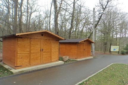 Licitatie în vederea închirierii  unei căsuțe - Mobilier de prezentare şi vânzare de pe Aleea spre Grădina Zoologică din municipiul Sibiu