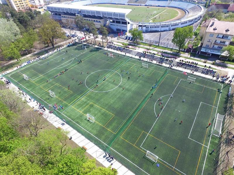 Cupa Interstar Sibiu la fotbal, ediția a XI-a